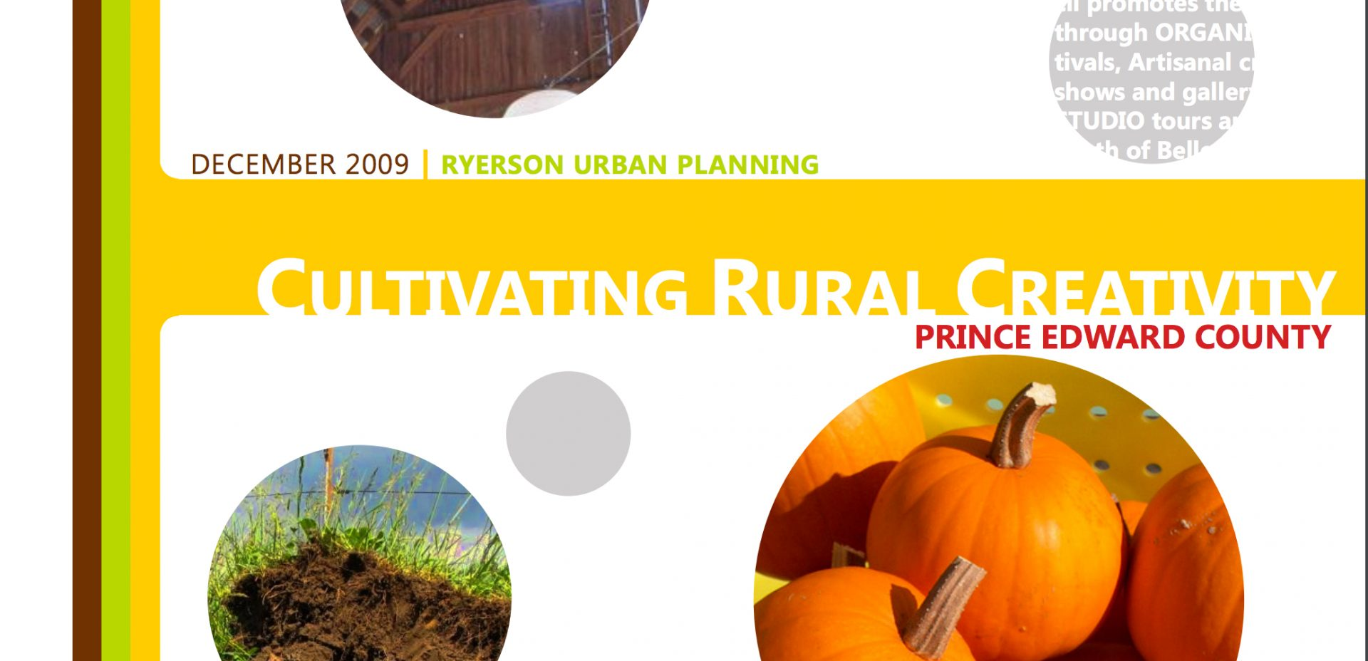 Cultivating Rural Creativity 1