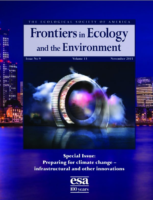 Integrated Adaptive Design for Wildlife Movement Under Climate Change 1