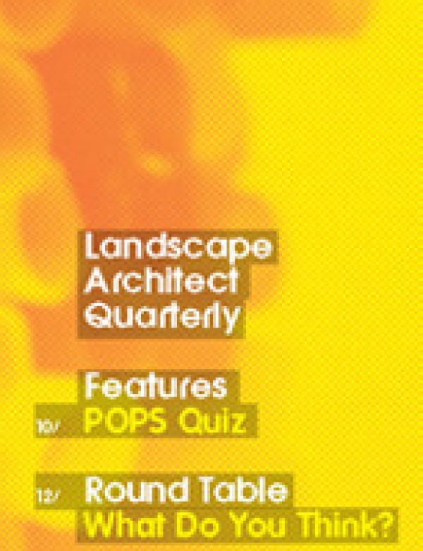 Review: Landscape Architecture in Canada