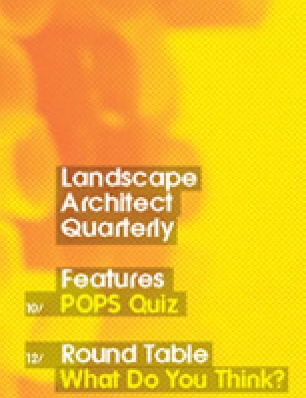 Review: Landscape Architecture in Canada
